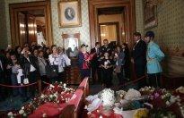 10 Kasım'da Dolmabahçe'ye rekor ziyaret! İşte ziyaretçi sayısı...