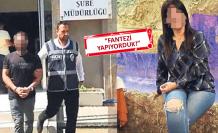 İzmir'deki domuz bağlı işkenceye şok savunma