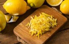 Limon kabuğunda saklı 6 fayda...
