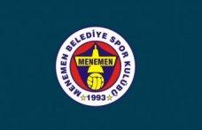 Menemenspor'un gözü yine Play-Off'ta