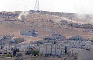 IŞİD Kobani'de İlerliyor