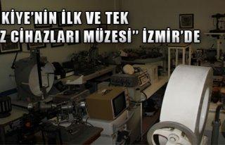 'Göz Cihazları Müzesi' Ege'de