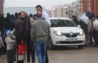 Suriyeliler Kış Nedeniyle Ülkelerine Dönüyor
