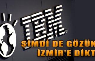 Gözünü Şimdi de İzmir'e Dikti!