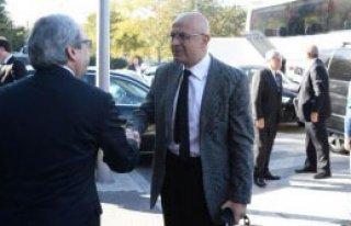 CHP Heyeti MÜSİAD'ı Ziyaret Etti