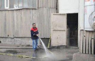 Yozgat Şeker Fabrikası'nda Patlama