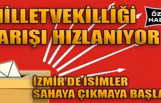 CHP İzmir'de Kulisler Isınıyor
