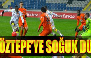 Medipol Başakşehir 6- 2 göztepe