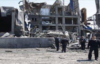 Kahramanmaraş'ta patlama: 4 ölü, 9 yaralı