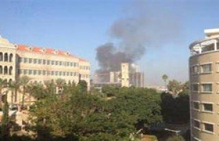 Lübnan'da Büyük Patlama