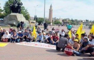2 Günlük Kobani Eylemi