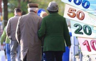 12 milyon emeklinin kazanç takvimi