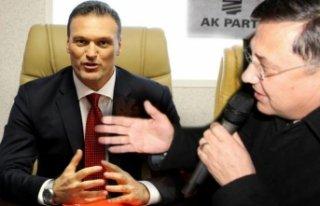 AK Parti İzmir'de, Alpay Özalan tepkisi: Siyaseti...