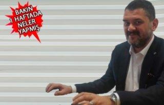 AK Parti İzmir Teşkilat Başkanlığı, artık ona...