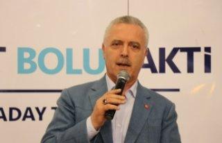 AK Partili Ataş: Erdoğan'ı başkan yapmadan...