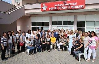 Başkan Karabağ'dan kadınlara teşekkür: Sizlere...