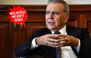 Başkan Kocaoğlu'ndan mesaj: Grev iptal!