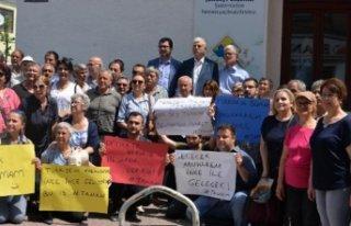 """CHP Bergama, Muharrem İnce için """"ateşledi"""""""