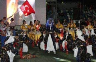 Gaziemir'de 19 Mayıs şenliği