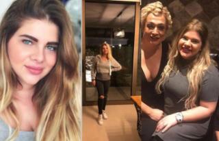 Güzel oyuncu 2,5 ayda 24 kilo verdi