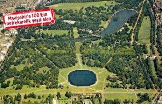 Hyde Park değil, Halkpark!