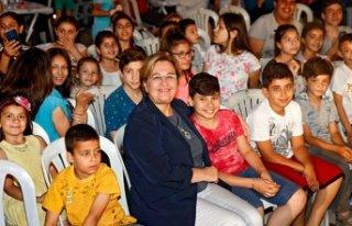 Konak'ta çocuklara Ramazan eğlencesi!
