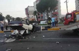 Muğla'da feci kaza: Yaralılar var!