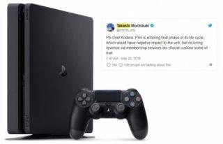 PS4 ömrünün sonuna geldi!