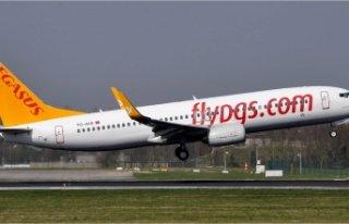 BAE'den sonra İzmir-Amman uçuşları başlıyor
