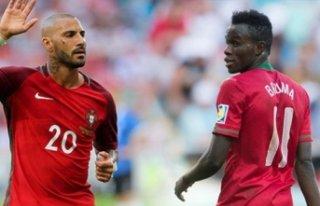Süper Lig'den 4 isim Portekiz Milli Takımı'nda