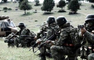 Ağrı'da 5 terörist öldürüldü