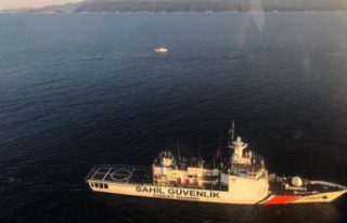 Antalya'da sürat teknesi battı: 9 ölü