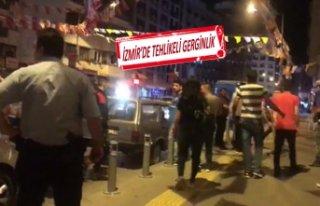 CHP'nin seçim bürosuna sopalı saldırı!