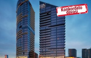 Dev holding, İzmir'deki oteli için 'koruma'...