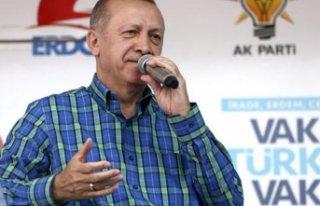 Erdoğan böyle uyardı: Sakın ha, dargınlık yok!