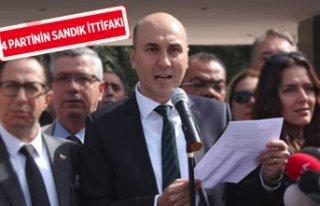 İYİ Parti İzmir'den, 'üst düzey'...