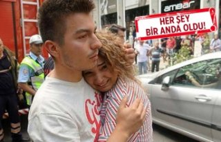 İzmir'de mucize kurtuluş!