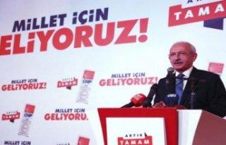 Kılıçdaroğlu'ndan Erdoğan'a: 24 Haziran'ı...