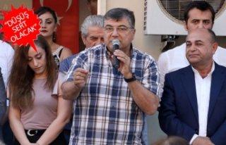Sındır: AKP İzmir'de ciddi oy kaybedecek