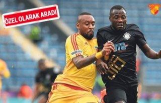 Göztepe'nin rakibi Trabzonspor!