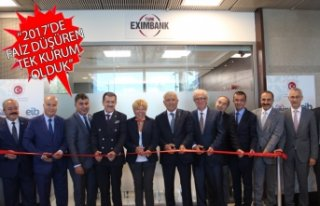Türk Eximbank'ın en büyük desteği Ege'ye!