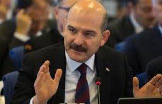İçişleri Bakanı Soylu'dan 'Akşener'...