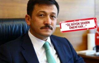 AK Partili Dağ: İzmir adayı bugün açıklanmayacak!