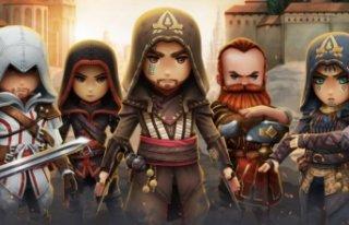 Assassin's Creed Rebellion telefonlara geldi!