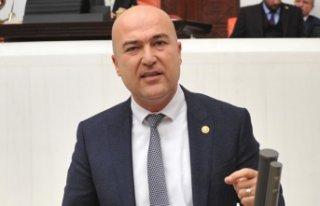 CHP'li Bakan, İzmir'de satılan kamu arazilerini...