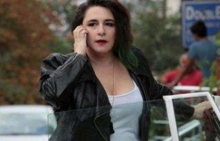 Esra Dermancıoğlu:'Kendime tokat atasım var'