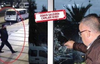 İzmir'de taksici olamadı, dehşet saçtı!