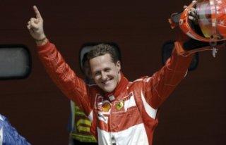 Michael Schumacher'in idolü eski Fenerbahçeli...