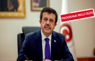 Nihat Zeybekci yarın İzmir'de