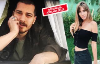 Şeyma Subaşı'dan Çağatay Ulusoy açıklaması!